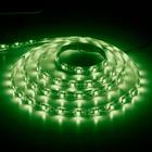 Лента LED LS604/LED-RL 60SMD(3528)/m 4.8W/m 12V 5m*8*0.22mm зеленый на белом IP65 (блистер)