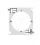 Коробка для накладного монтажа наборная белый SDN6100221
