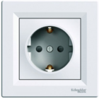 Розетка (2К+З) 16A белая EPH2900121