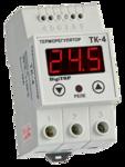 Цифровой терморегулятор ТК-4К